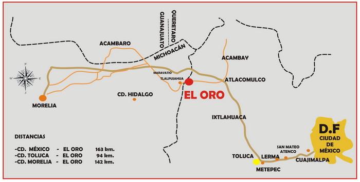 Ayuntamiento De El Oro 2013